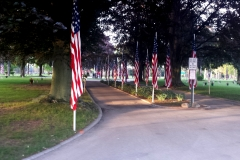 Flags are posted #4